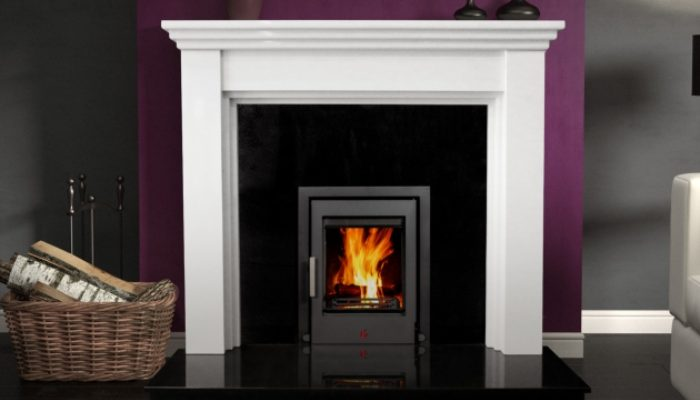 Fireplace - Antoinette (Polar White) (2)
